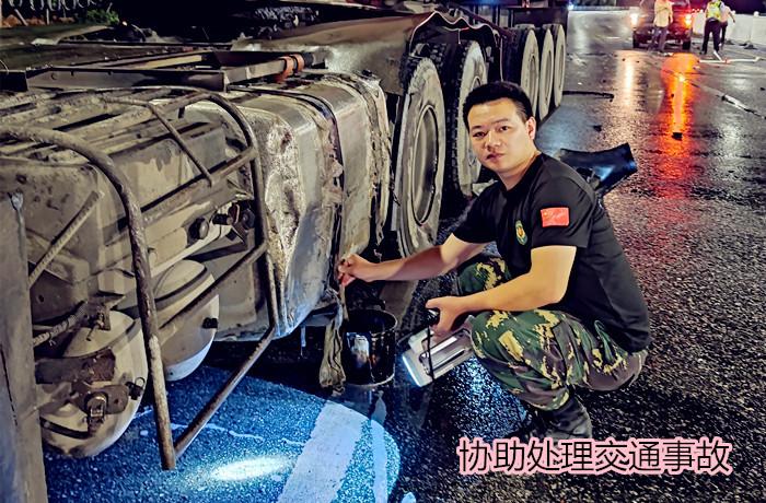 """90后退伍兵叶传堪:深情演绎""""广西版战狼""""惹人爱"""