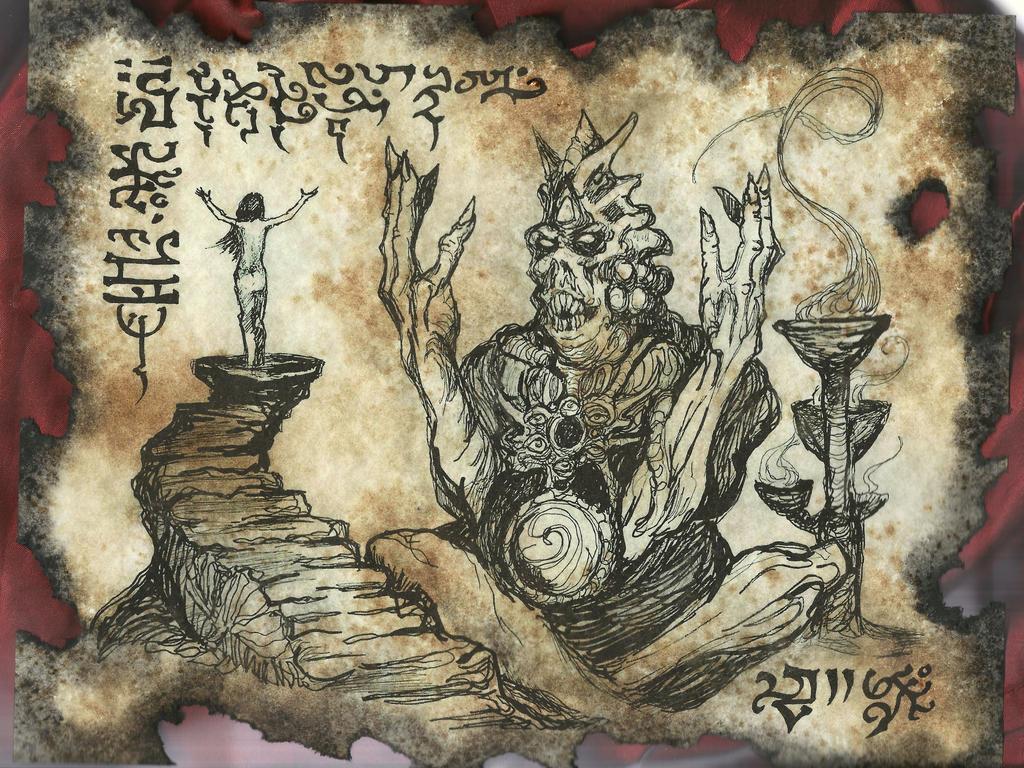 克苏鲁世界年表:11世纪至15世纪