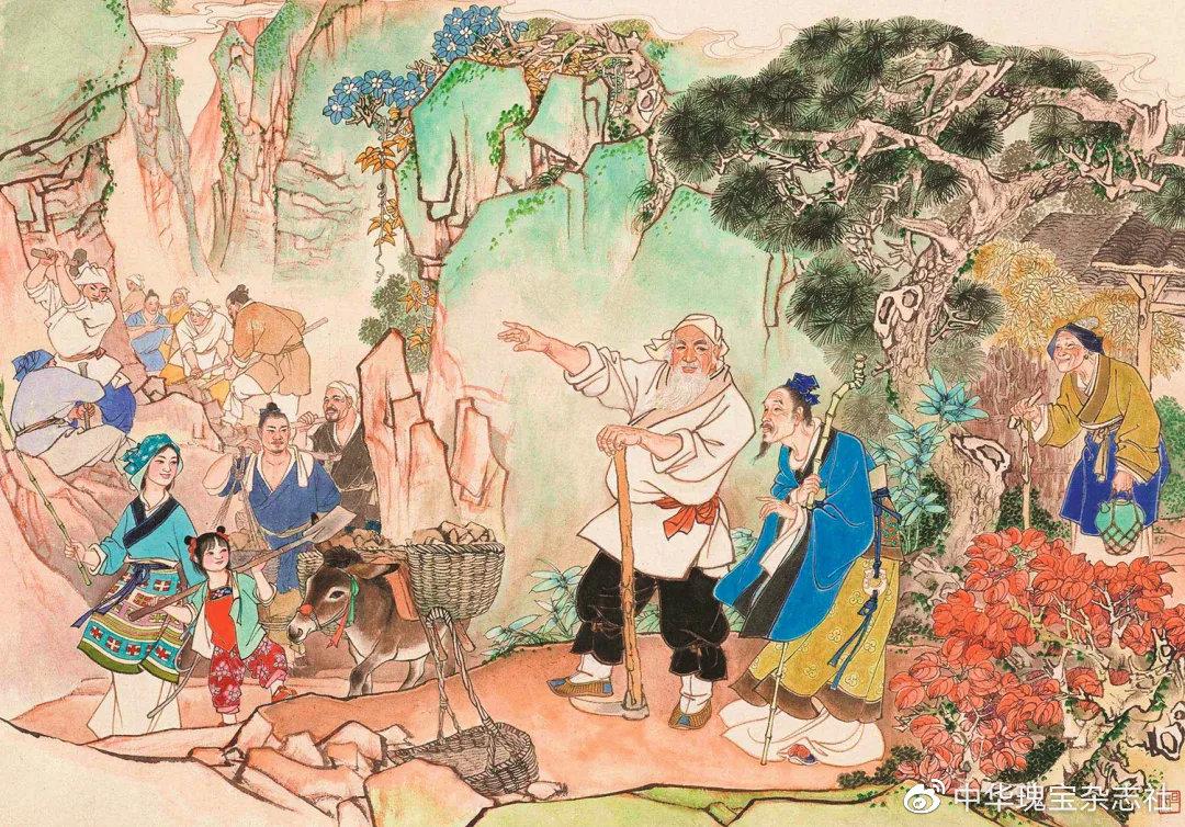 刘亚虎:敢教日月换新天——浅谈自然神话与民族精神