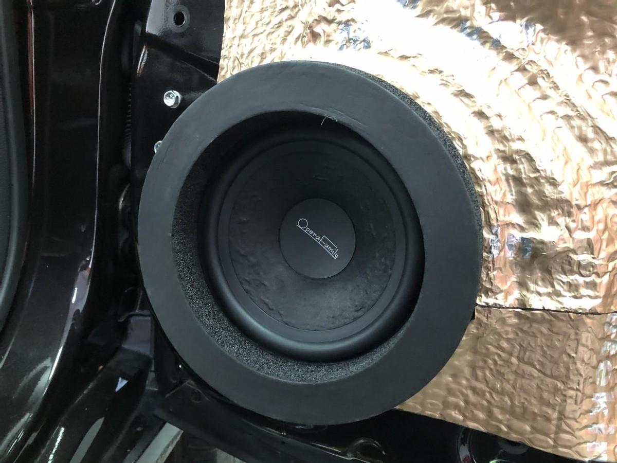 哈弗H9音响改装歌剧世家 精心搭配让驾乘体验更上一层楼