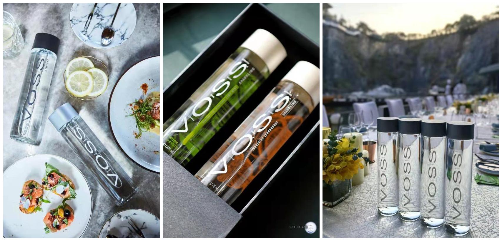 把握新消费趋势 VOSS破局高端饮用水新消费场景