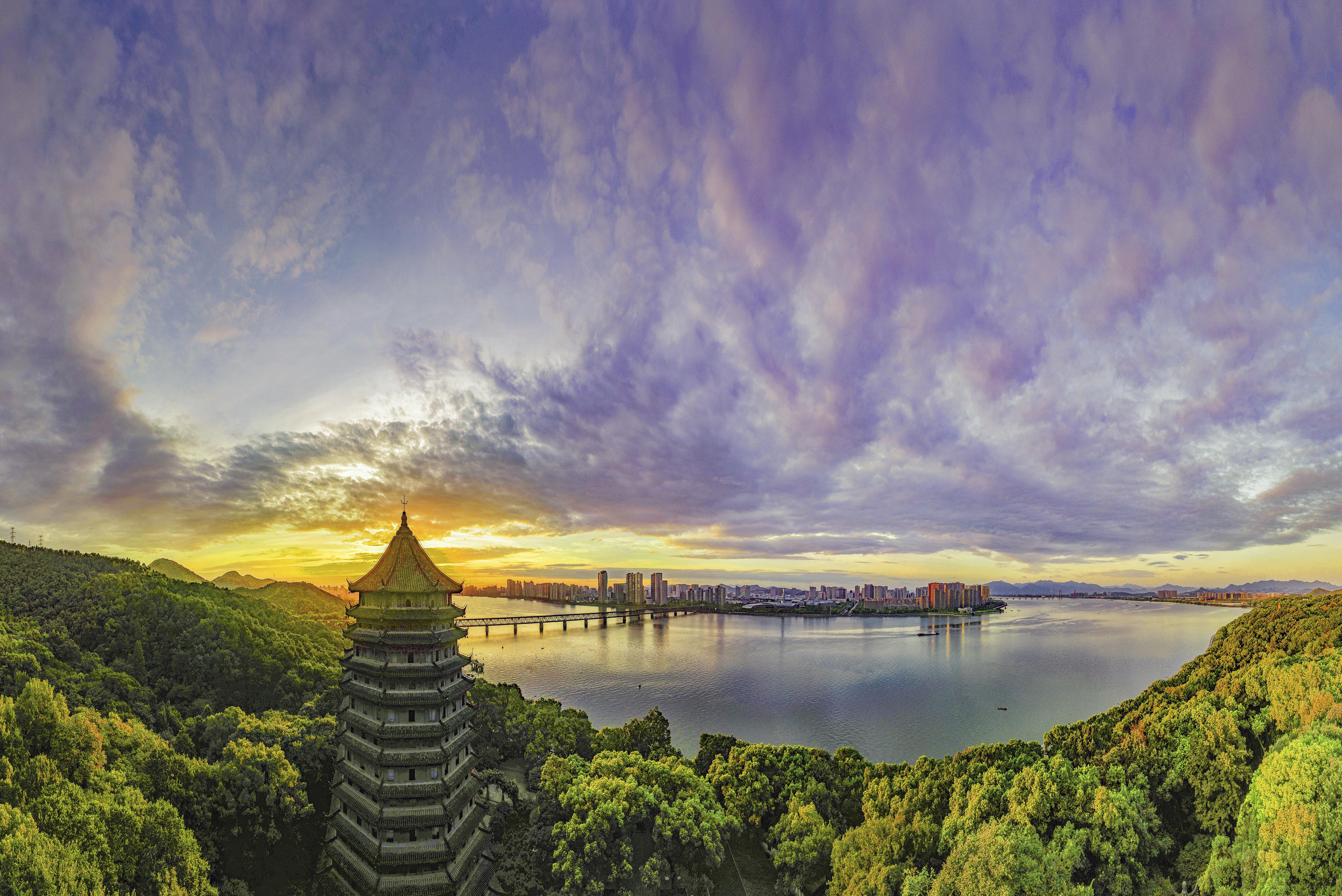 浙江4个世界级景点名扬四海,游客络绎不绝,来浙江旅游必打卡