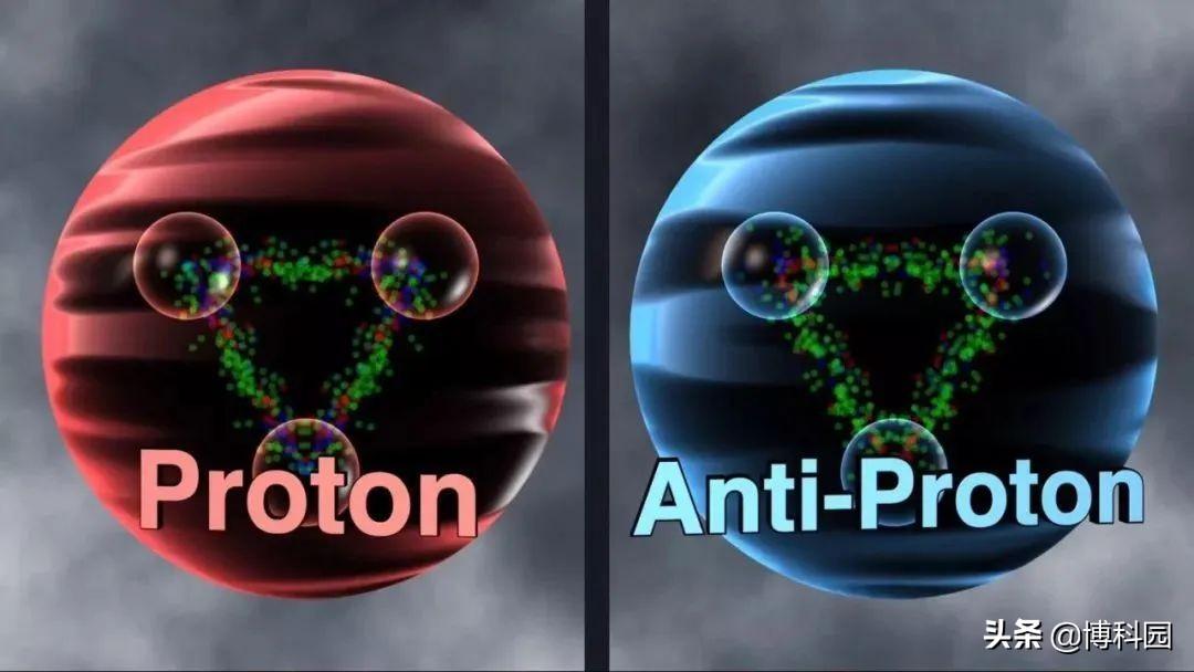 """大型强子对撞机发现:反氘核反物质,或将能发现""""暗物质""""信号"""