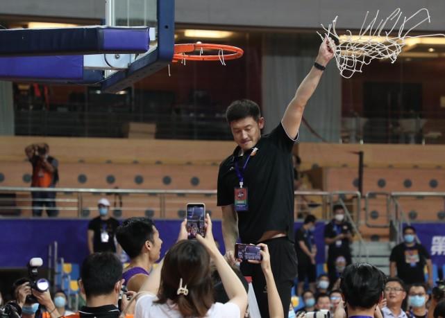 CUBA清华总冠军,MVP最佳教练最佳新人全部产生