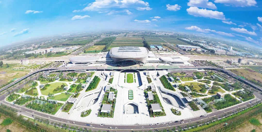 足音鏗鏘、步履堅定丨臨沂高鐵片區2020年開發建設綜述