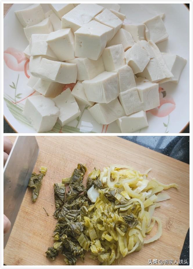 3條魚,加豆腐和酸菜,這樣做一鍋很開胃,嫩滑好吃,做法又簡單