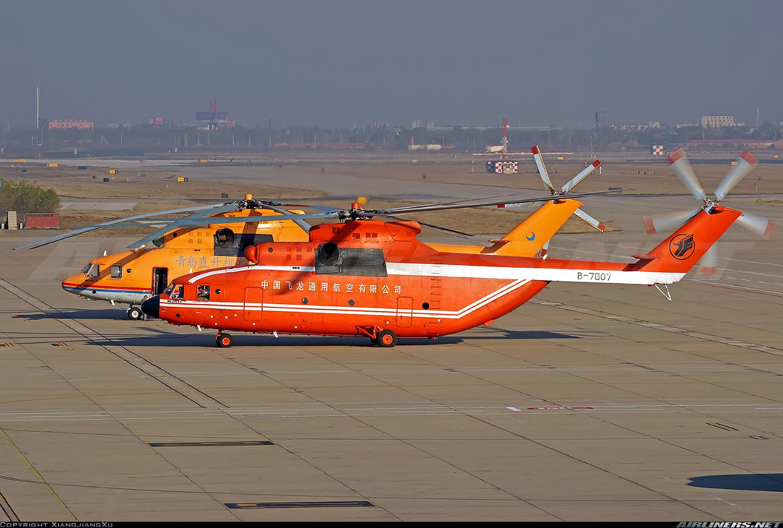 世界现役最大直升机米26,中国仅有4架,为何没有大量引进?