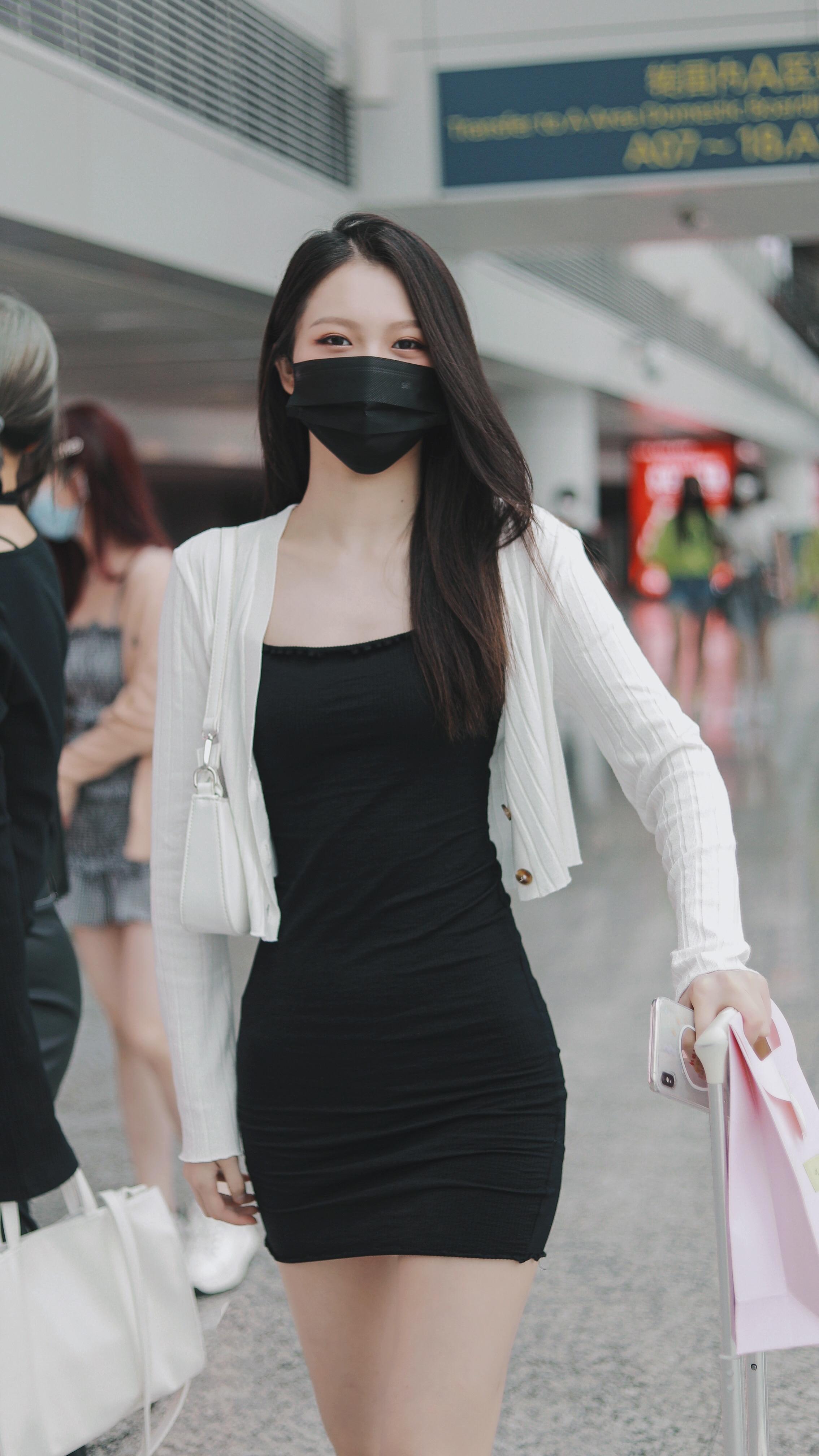 听说周梓倩因为衣品太好,被称为心机女孩儿?你们怎么看?