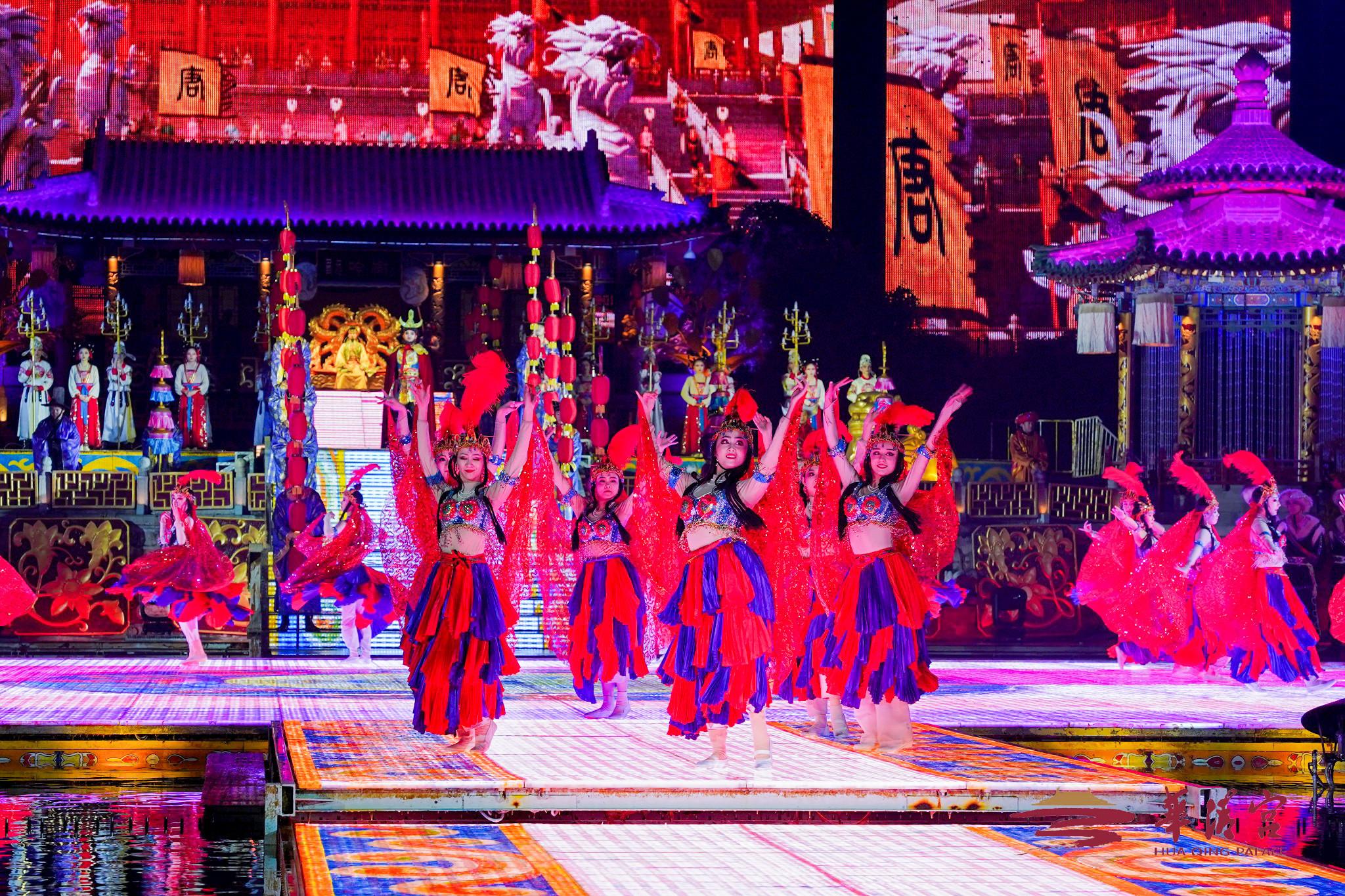 陕旅演艺暖冬惠民季精彩开启,期待2021年《长恨歌》炫彩归来