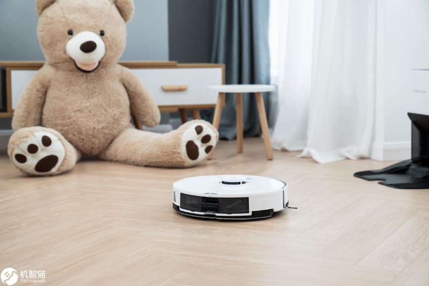 石头自清洁扫拖机器人G10体验:科技究竟能让人懒到什么程度?