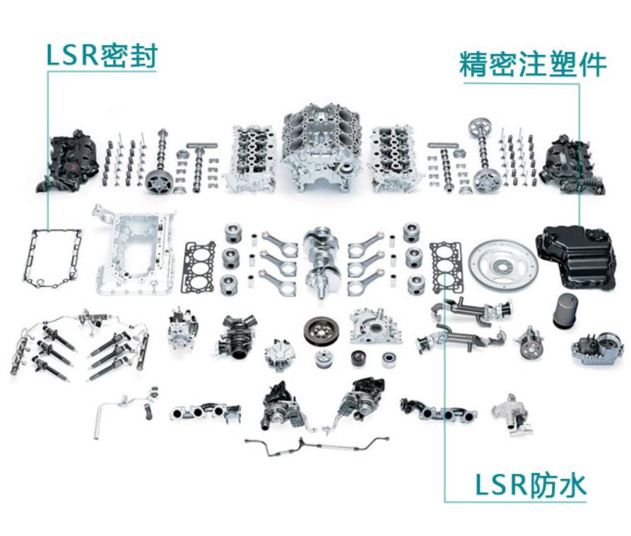 CMF实验室 | LSR液态硅胶
