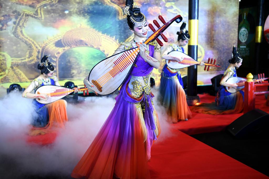 让文物赋能当代生活  2020陕西文物创意焕彩季西安开幕
