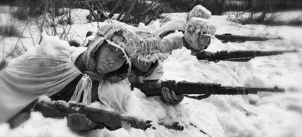 长津湖战役:冻死4000余人!1950年朝鲜为何出现50年一遇极寒?