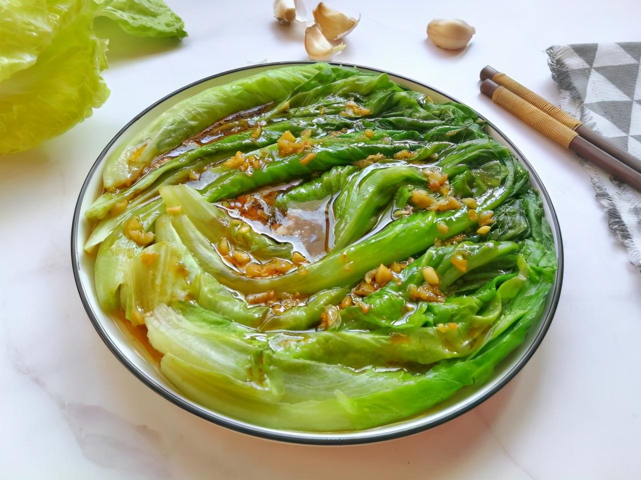 减肥无需饿肚子,分享8道减脂菜,低脂粗纤维,大肚腩越来越小 减肥菜谱 第4张