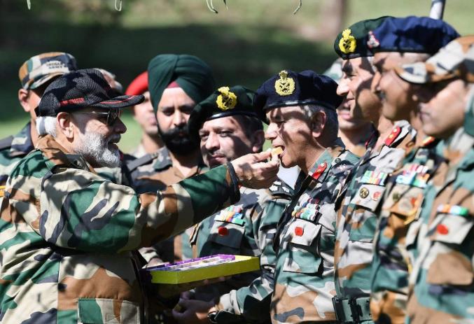 印度开枪了!印军夜间再次非法越境滋事,边境事态远比想象中严重
