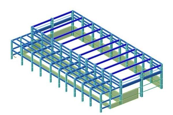 了解钢结构厂房设计当中常常出现的那些问题,提升设计质量和效果