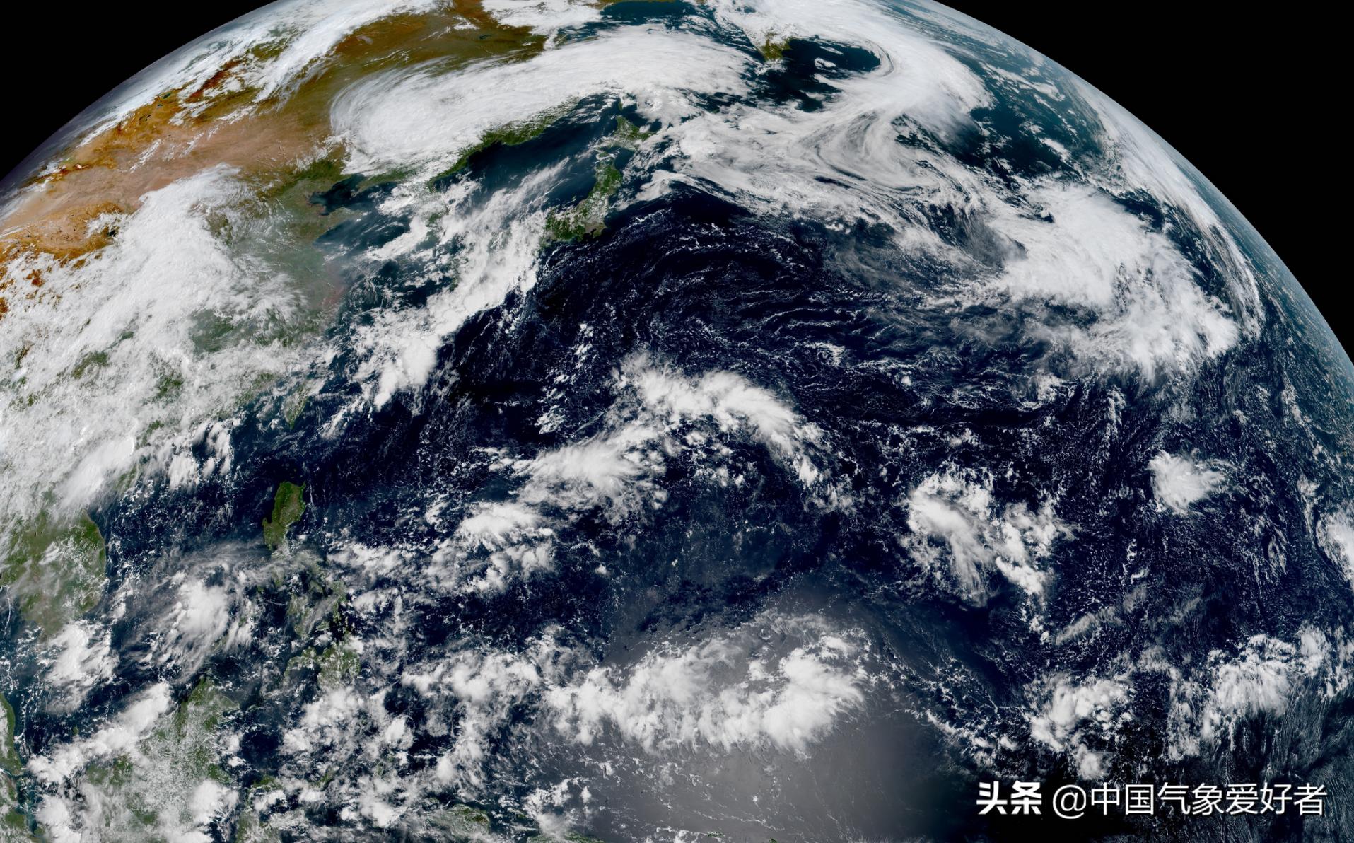 11号台风红霞要来了?分析:没有依据,太平洋台风将进入低潮期