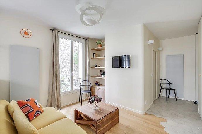 30㎡一居室,一个人住刚刚好,温馨舒适还可爱
