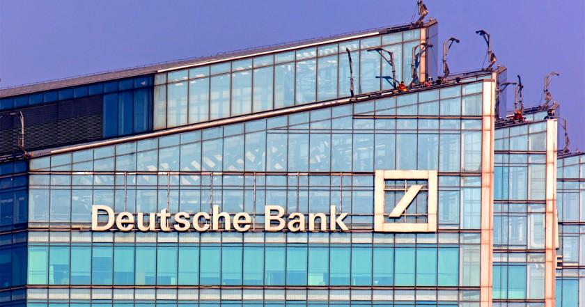 德意志银行的加密货币托管和经纪业务计划已经开始