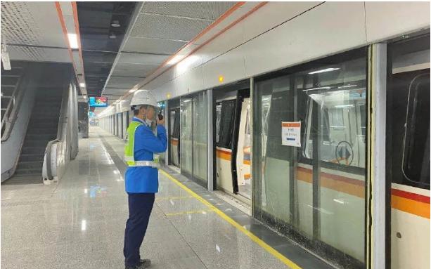 郑州:地铁3号线一期试运行完成