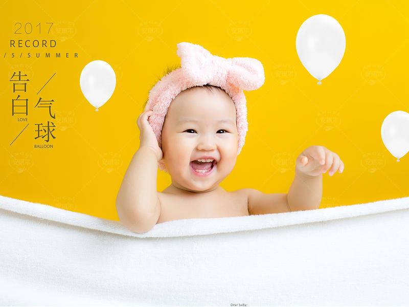 夏天带宝宝拍照需要注意什么