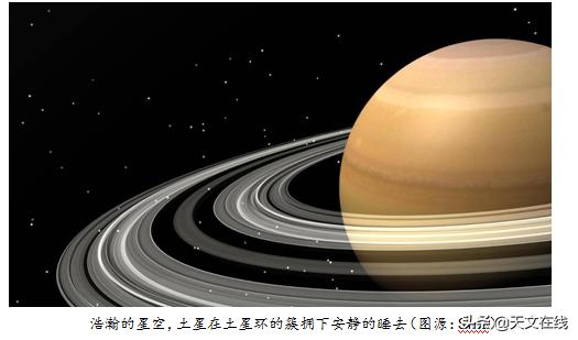 如果地球有像土星那样的行星环,那会如何?答案你或许不会想到