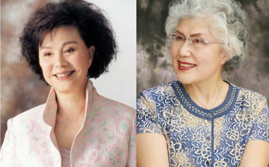 年过六十的女人烫大卷需谨慎,尤其是这四类发质,显老又影响气质
