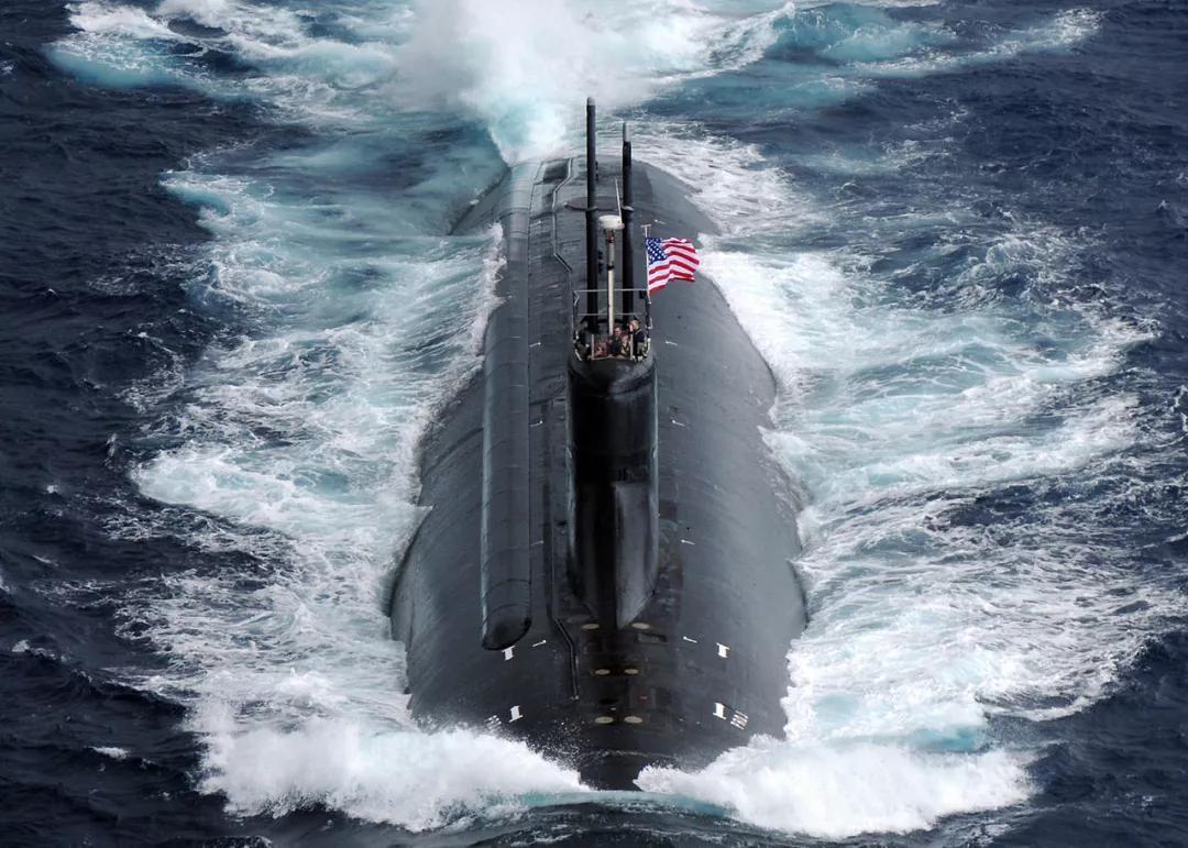 中美位置互换?为什么美国专家推测:未来十年中国潜艇将超美国?