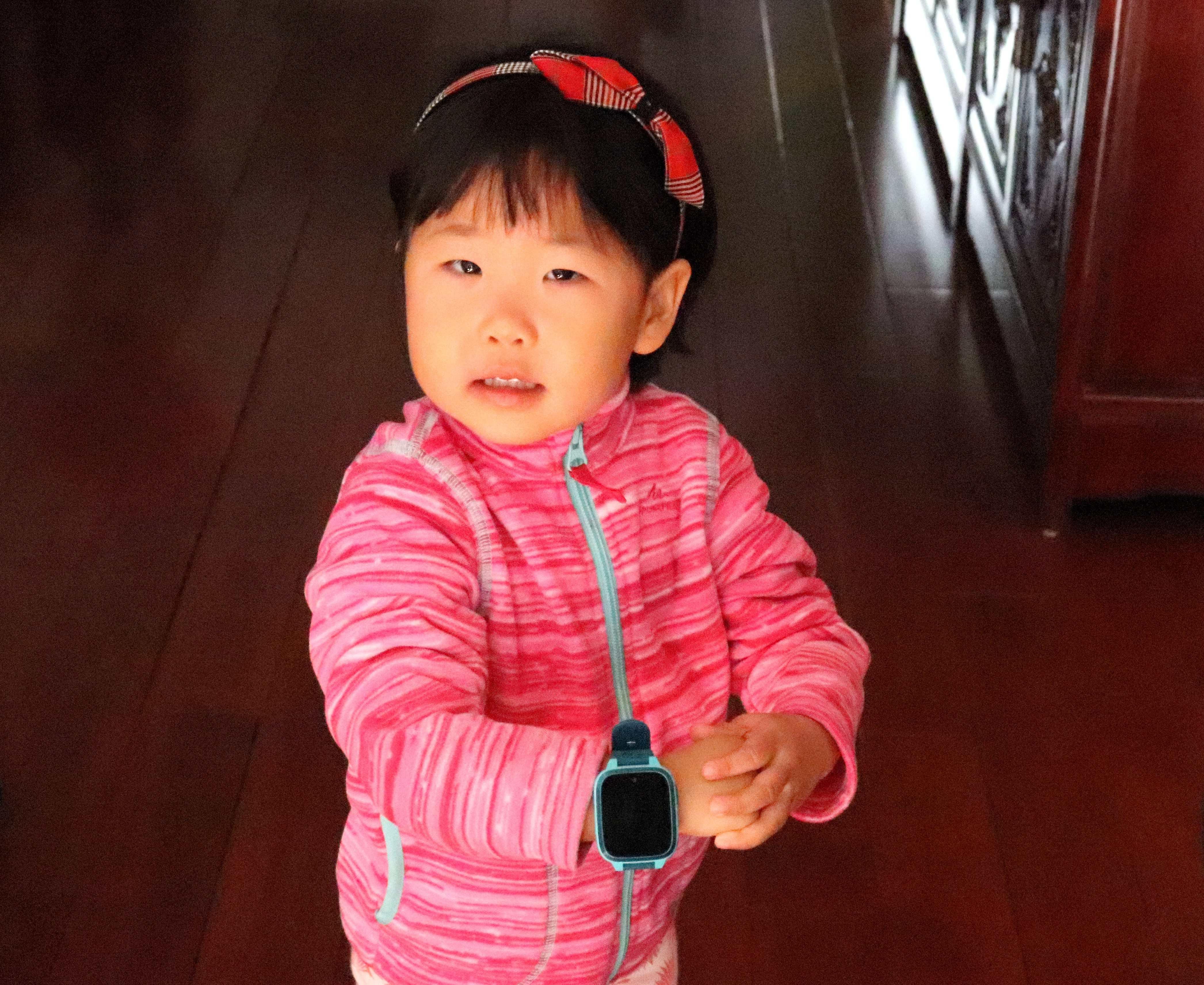 宝贝安全,由360儿童手表X8S 守护
