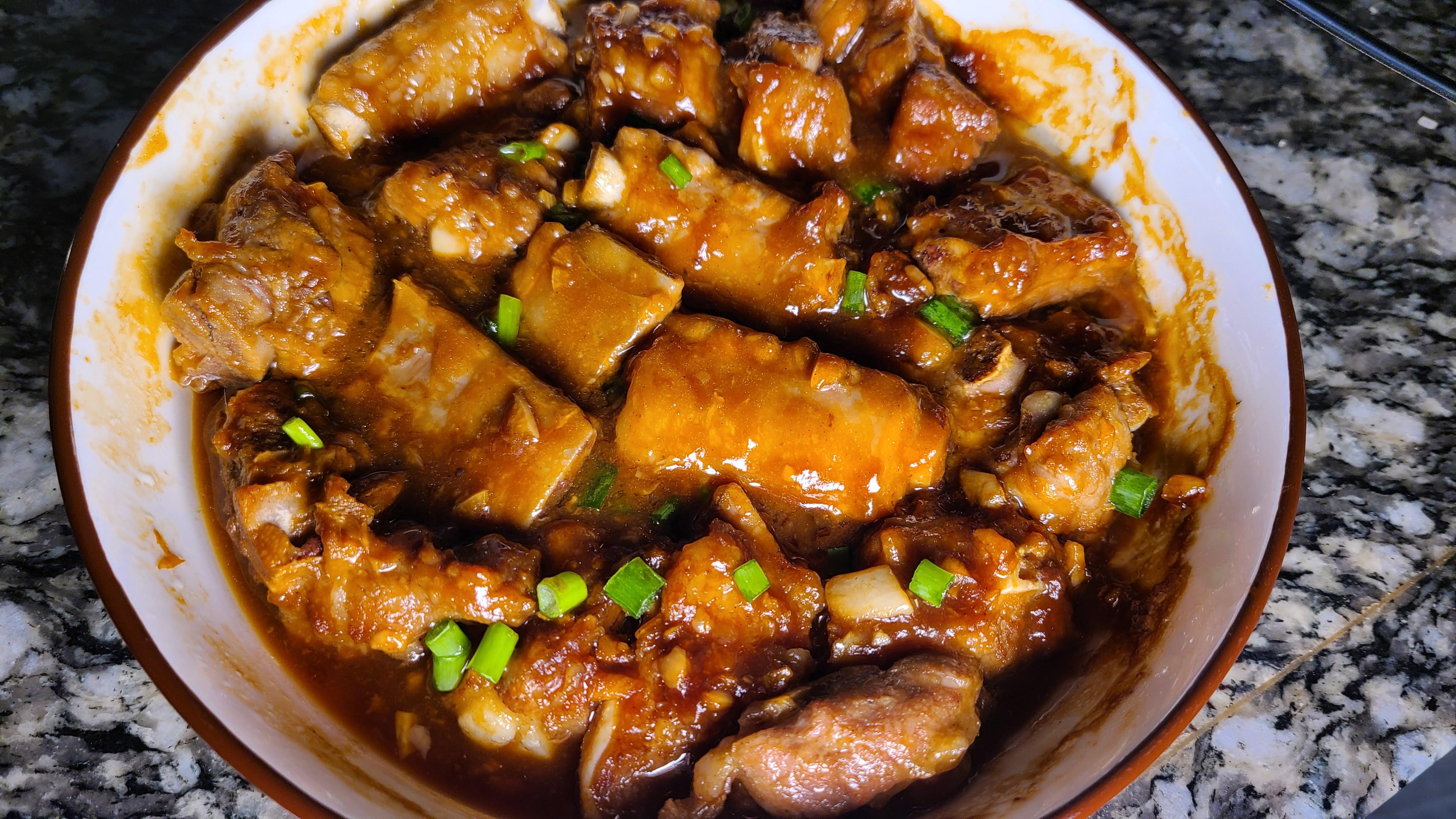 广东蒸排骨的做法,又香又美味,吃过还想吃,太香了 美食做法 第2张