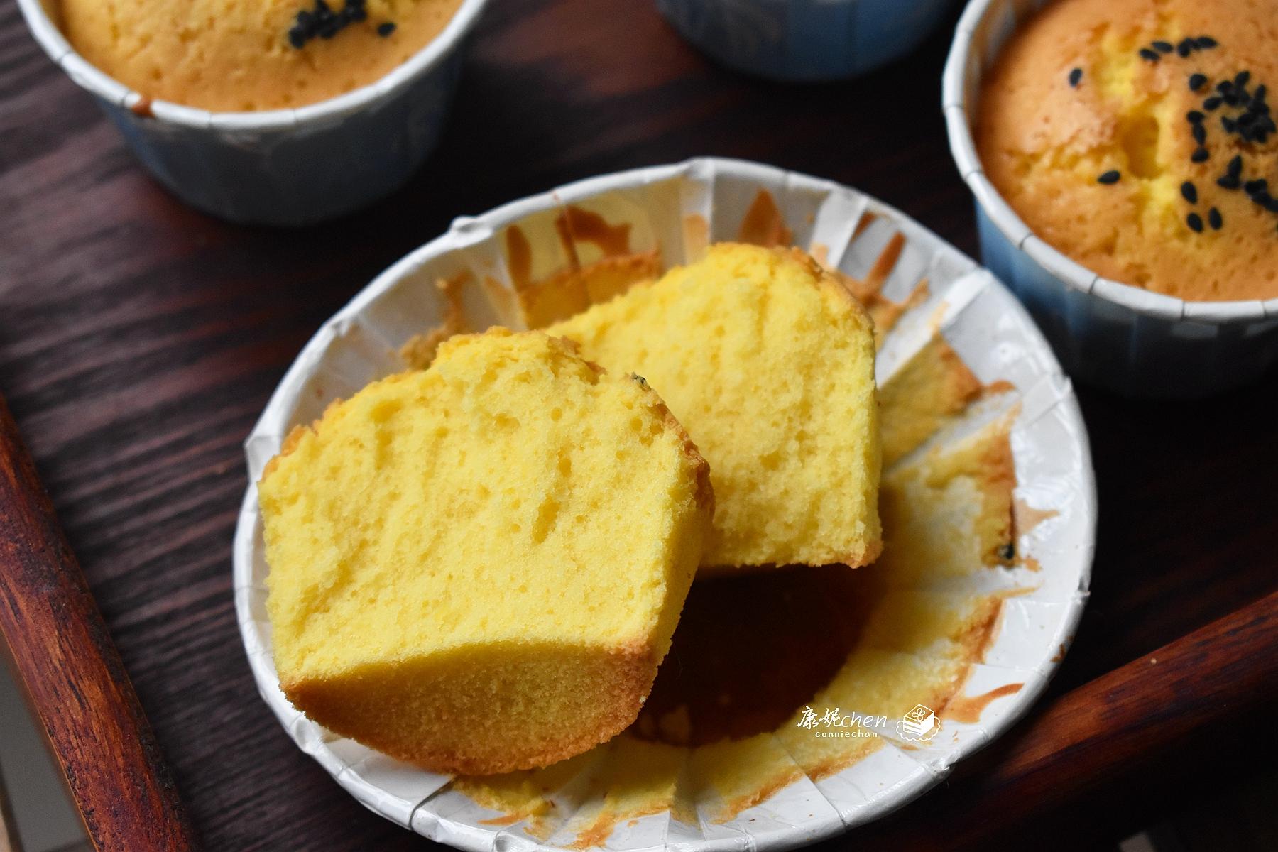 這蛋糕曾經風靡街頭,原來做法並不難,香甜細膩,再也不用買了