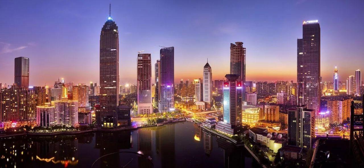百年弹指,武汉重铸金融中心