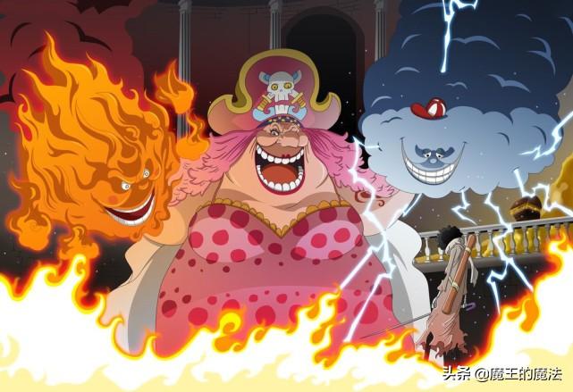 海賊王988話情報:三災燼對手出現,卻不是索隆,大媽再遇克星