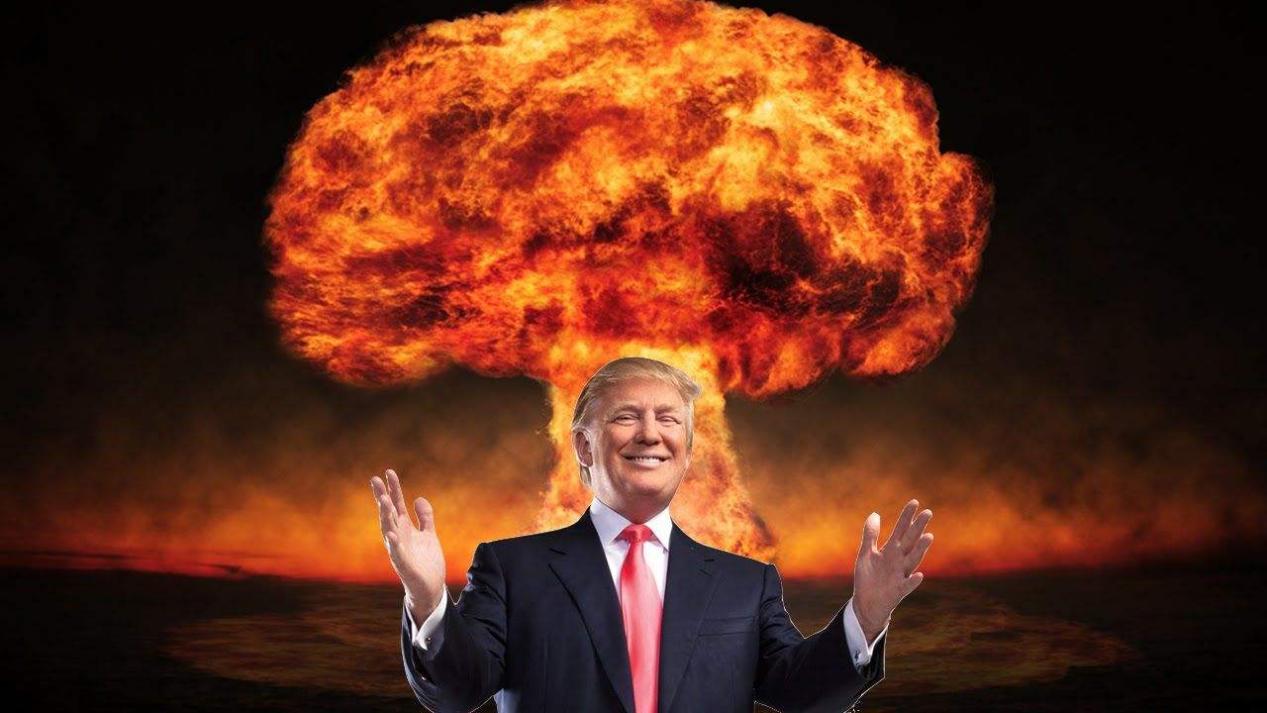 """蓬佩奥说漏嘴,美国""""退群""""就是为了中程导弹,中方:必将坚决反制"""