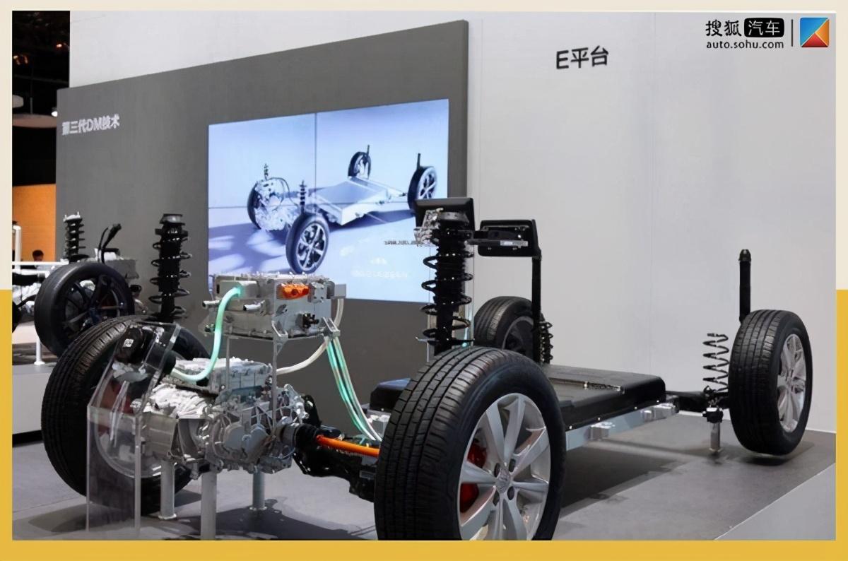 纯电动专属平台是造车新势力高市值的主要原因吗?