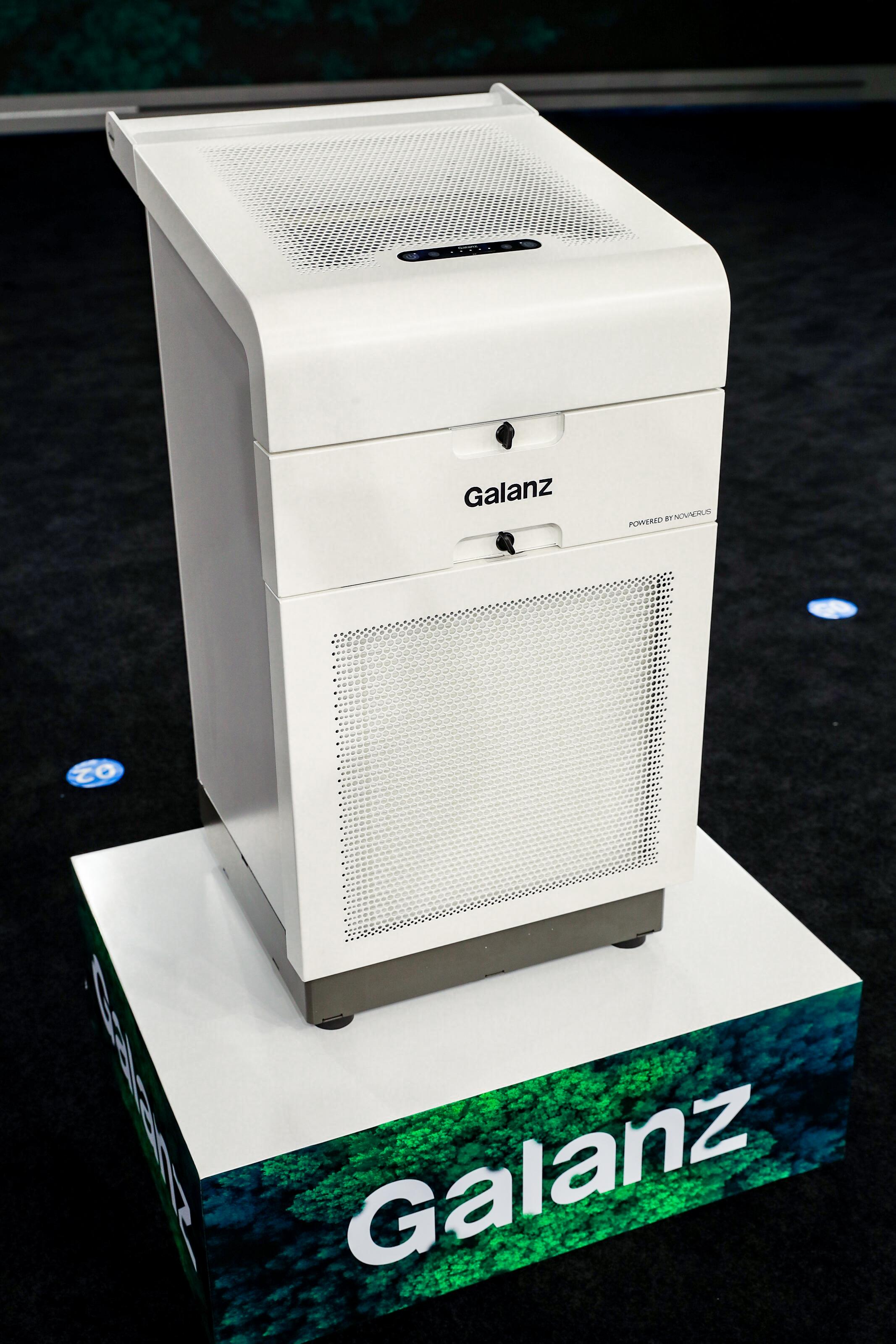 一室之间,遇见自然 格兰仕发布GZ20空气消毒机