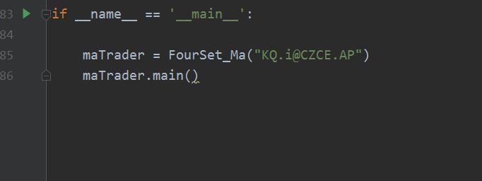 "Python 量化实战之""4均线""交易策略https://www.a-qike.com"
