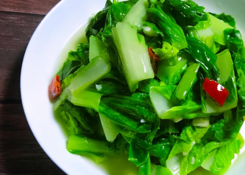 炒小白菜做法步骤图 翠绿鲜嫩又入味不比大厨炒得差