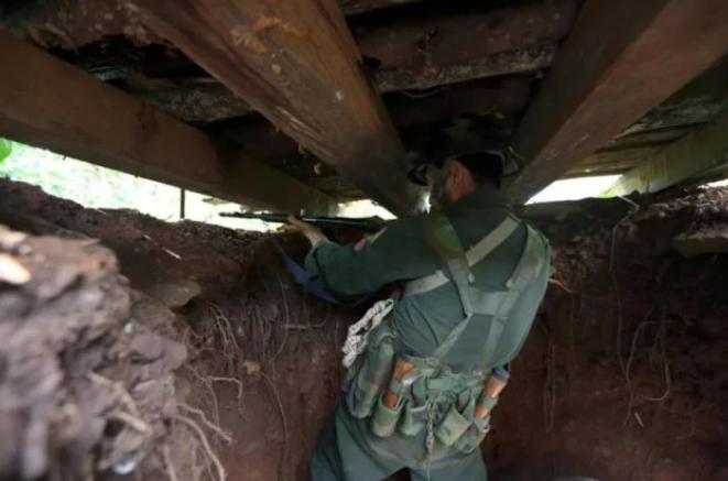 緬甸打響激烈內戰,背後出現美國黑手?中國表態擲地有聲