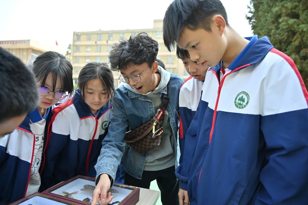 """271教育丨科技节,带你感受云南农大附中的""""科技范儿"""""""