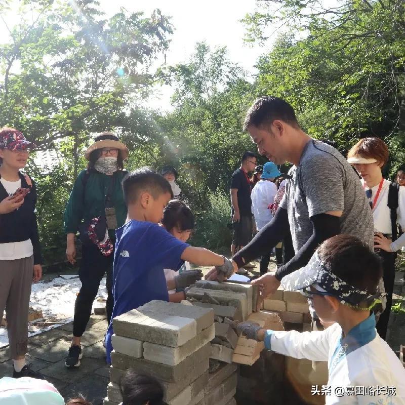 和青少年博物馆教育推广人朋朋哥哥一起 开启长城游学之旅!