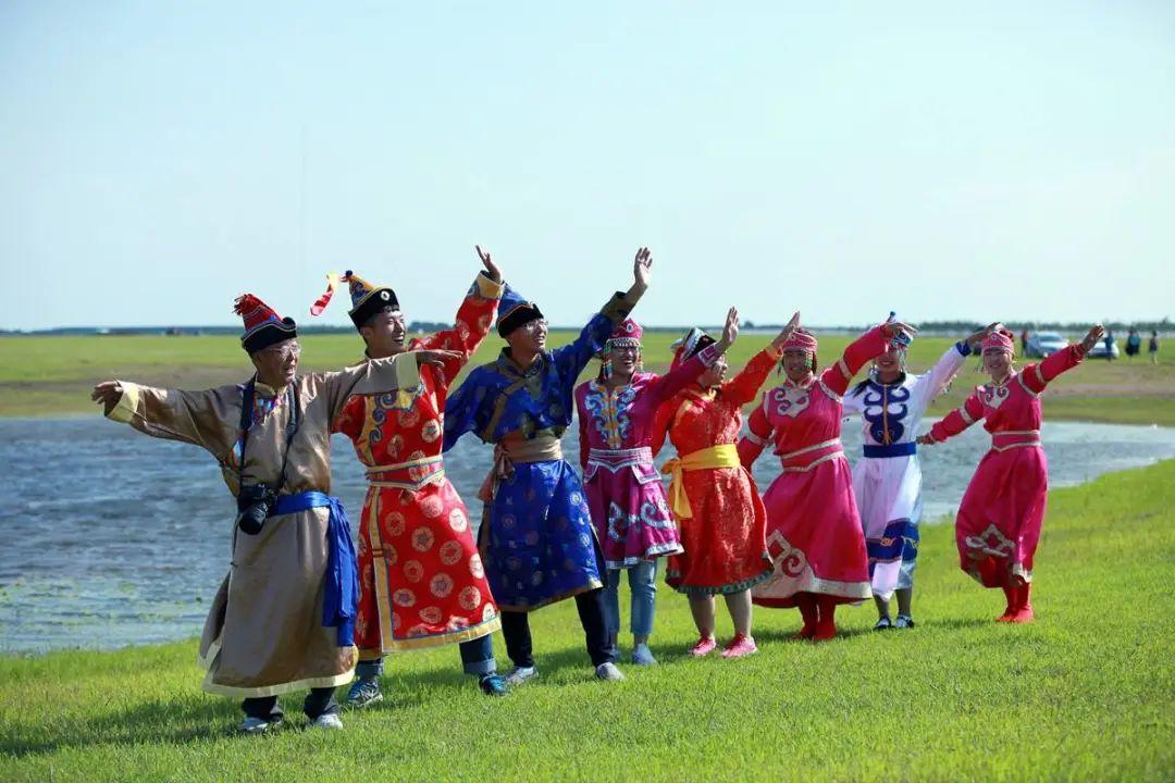 中国56个民族(四十五),鄂温克族