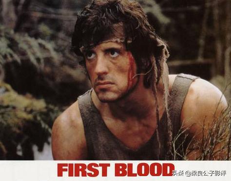 史泰龙的电影《第一滴血》,35年前的电影,总之就是经典