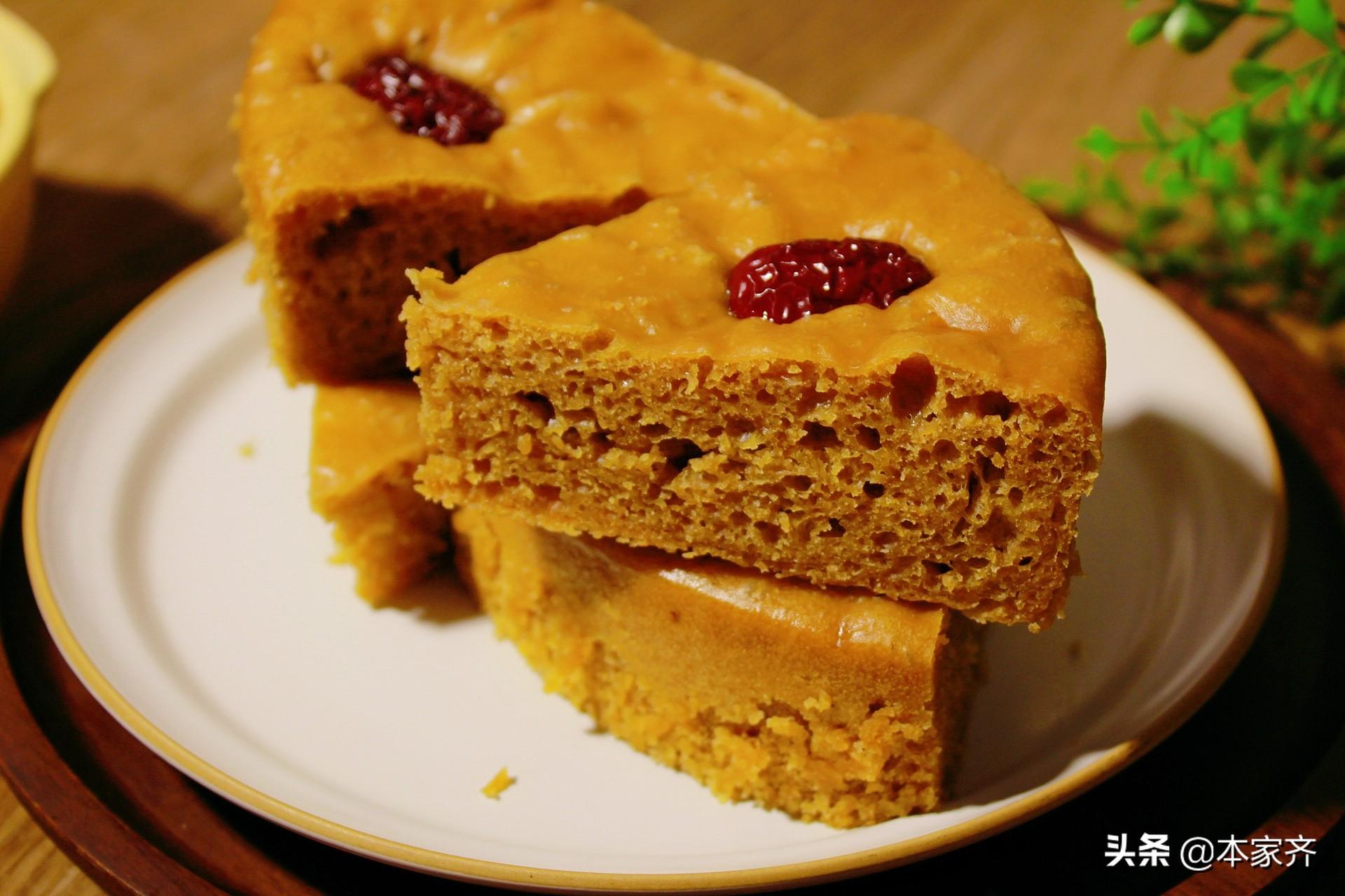 超香甜! 適合女人冬天吃的糕點,鬆軟不塌陷,做法簡單,不翻車