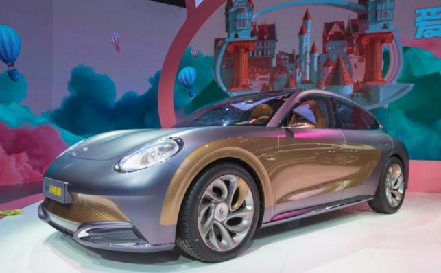 汽车行业的格局正在生变