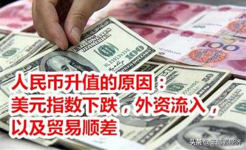 2020年「人民币」汇率持续升值!这说明什么?我们该怎么办?
