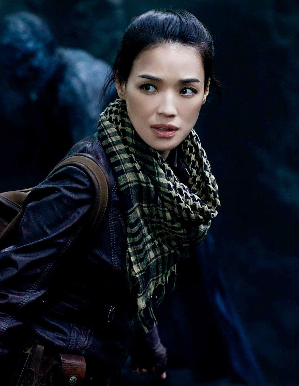 鬼吹灯中的雪莉杨,10个版本酷飒吸睛各自美丽,哪个更符合原著?