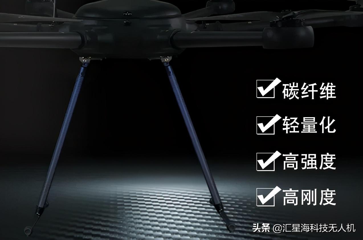 很稳!PIVOT V5可收放电动起落架 可承重25kg