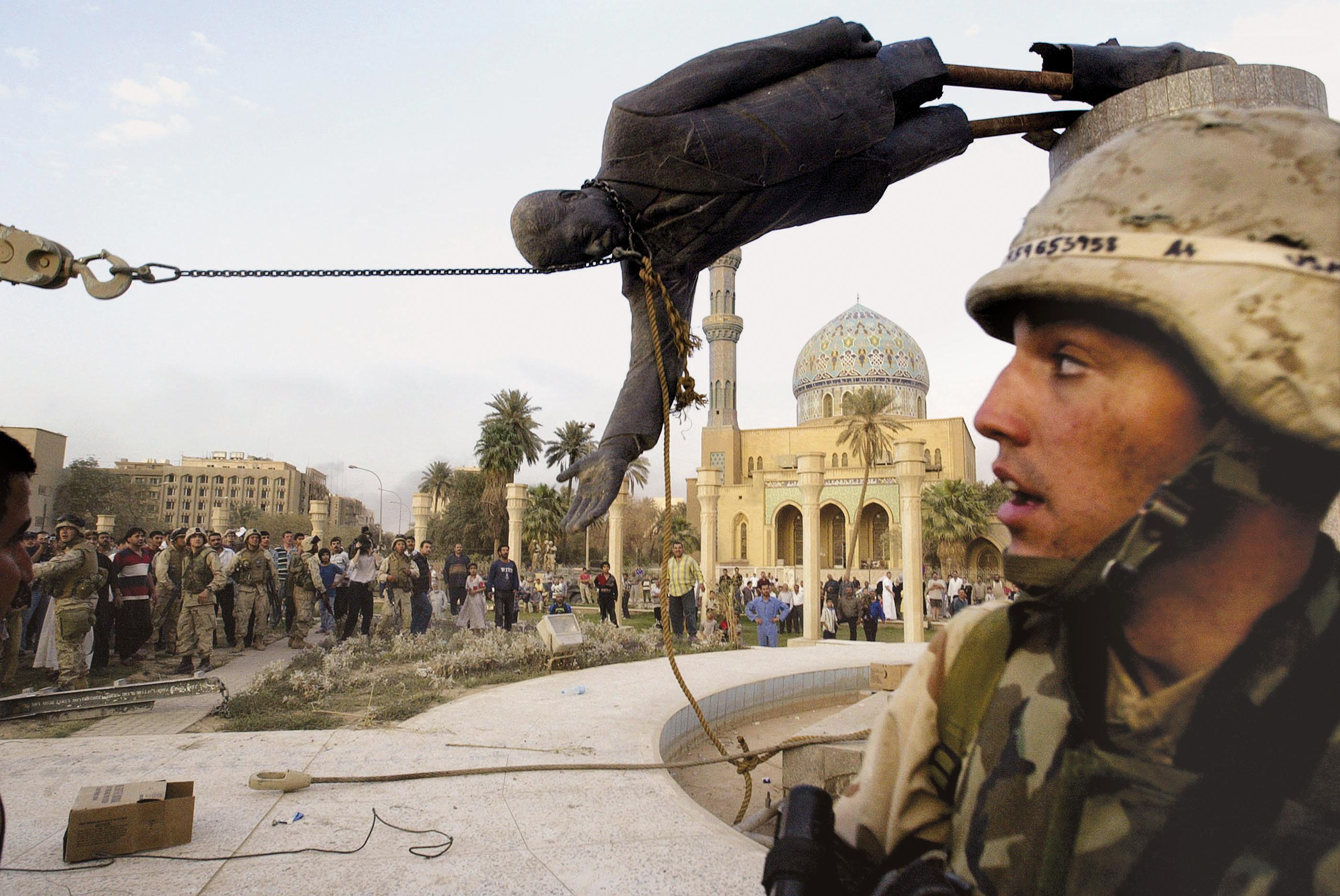 """伊拉克战争的""""灾难性胜利"""",美国撤军十年后局势依然不明朗"""