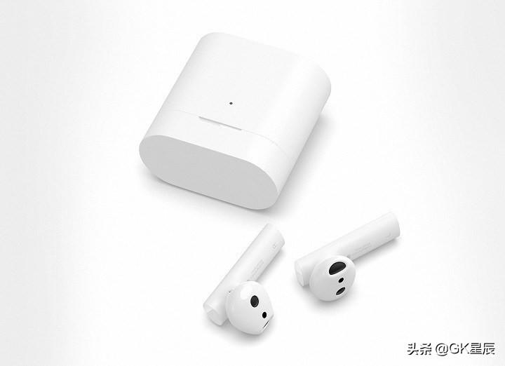 489元最新款小米手机无线蓝牙耳机国外开售:双减噪,14钟头续航力